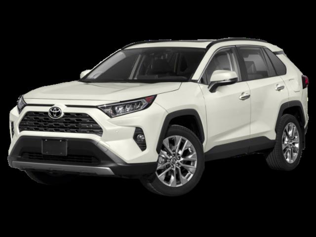 New 2019 Toyota RAV4 Limited