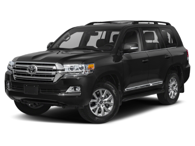 2019 Toyota Land Cruiser V8