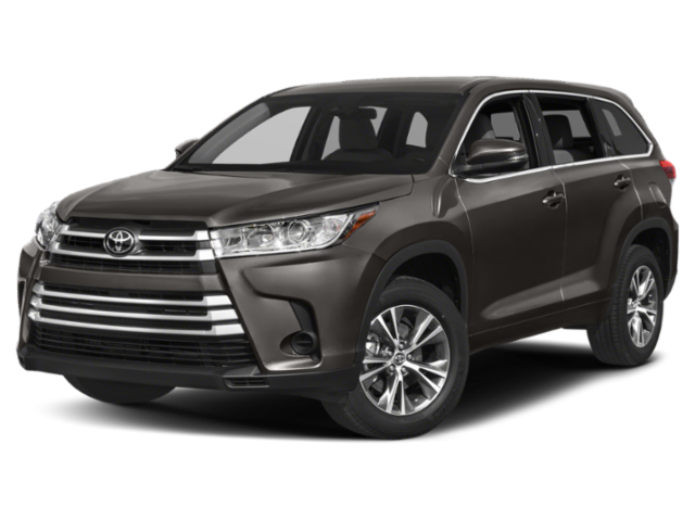 2019 Toyota Highlander LE Plus V6 AWD
