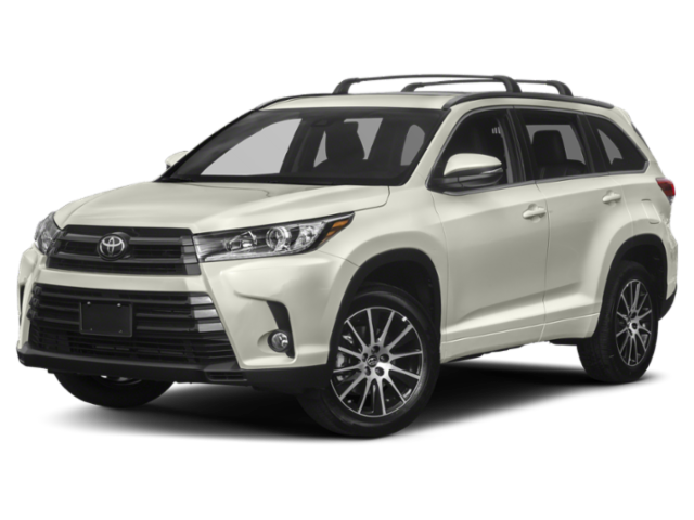 2019 Toyota Highlander SE V6 w/accessories (see description)