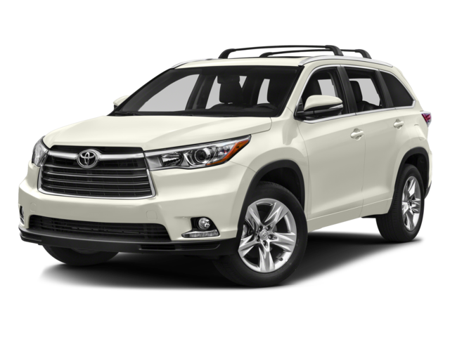 New 2016 Toyota Highlander Limited FWD 4D Sport Utility