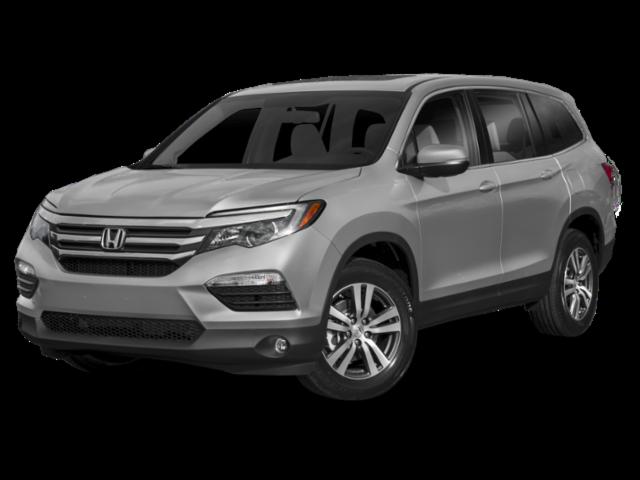 2018 Honda Pilot EX-L 4D Sport Utility