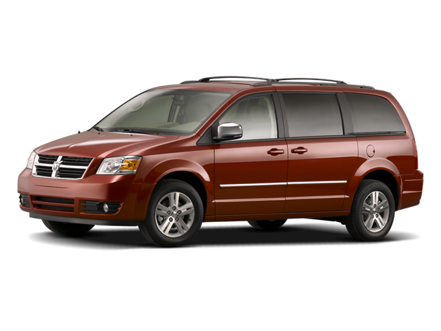 Pre-Owned 2008 DODGE GRAND CARAVAN SXT MINIVA