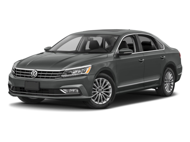 2017 Volkswagen Passat Highline 1.8T 6sp at w/ Tip 4-Door Sedan