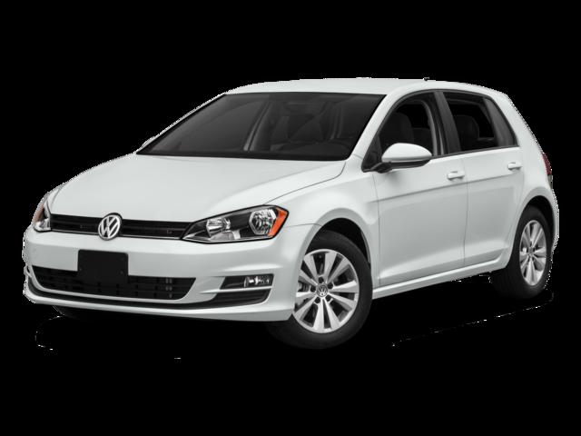 2017 Volkswagen Golf 1.8T 4-Door SEL Auto