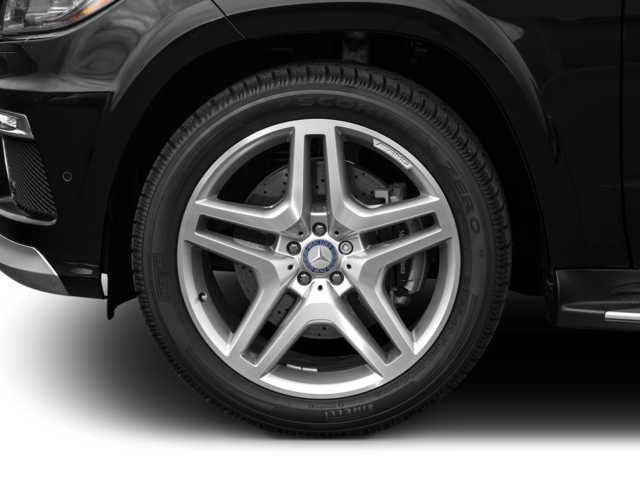 Certified Pre-Owned 2016 Mercedes-Benz GL-CLASS GL550