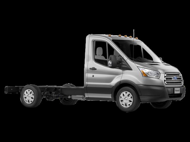 2018 Ford Transit Cutaway T-350 SRW 138 WB 9500 GVWR truck