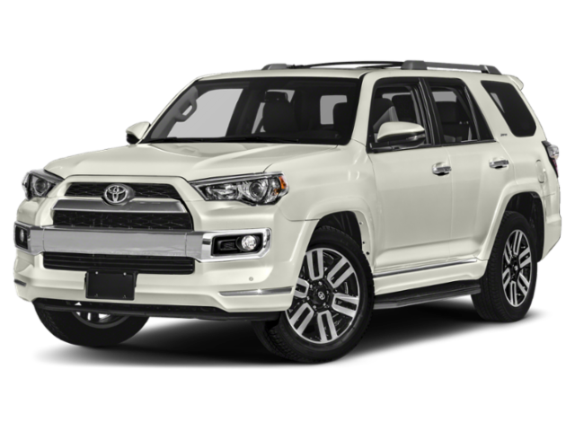 2019 Toyota 4Runner Limited 2WD w/3rd row & Navigation