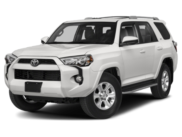 2019 Toyota 4Runner SR5 V6 w/accessories (see description)