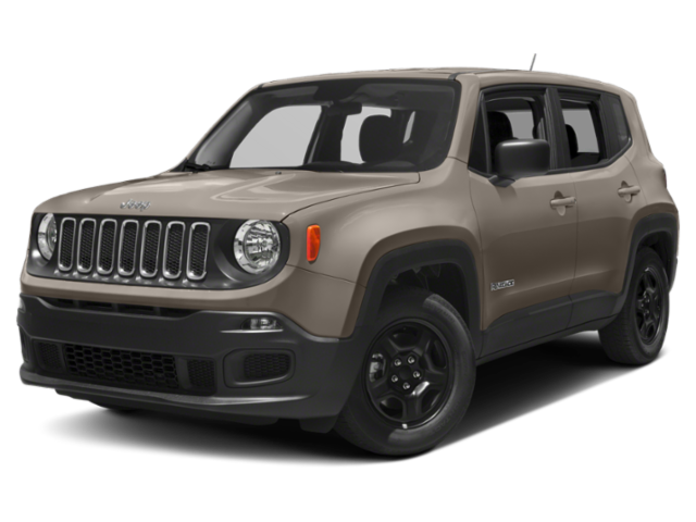 2018 JEEP Renegade 4d SUV 4WD Sport Sport Utility