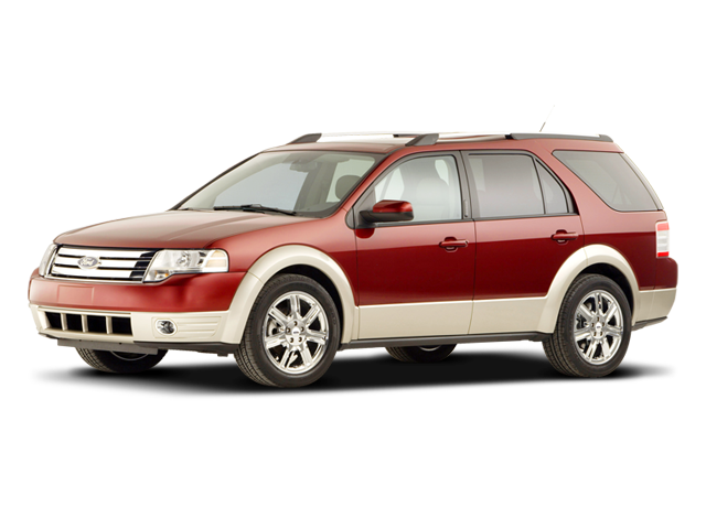 Pre-Owned 2008 FORD TAURUS X LIMITED SP