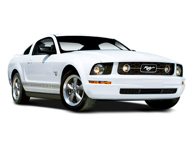 Pre-Owned 2008 FORD MUSTANG Deluxe Cou