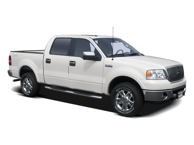Pre-Owned 2008 FORD F150 FX4