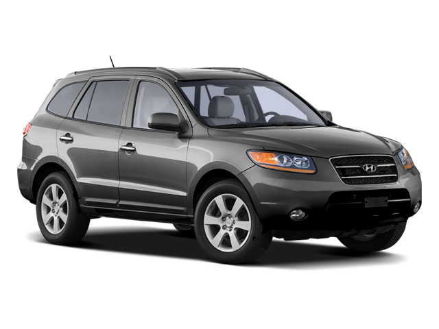 Pre-Owned 2009 HYUNDAI SANTA FE Limited Sp