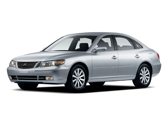 Pre-Owned 2009 HYUNDAI AZERA GLS SEDAN