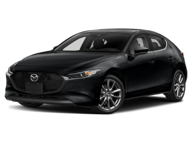 2020 Mazda Mazda3 Hatchback Preferred Package Hatchback