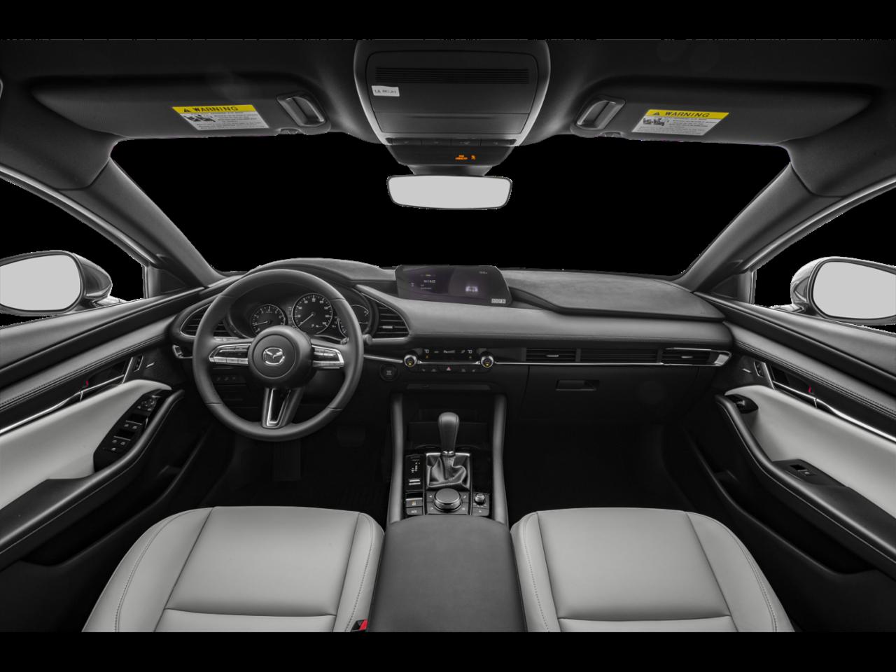 New 2020 Mazda3 Hatchback w/Preferred Pkg