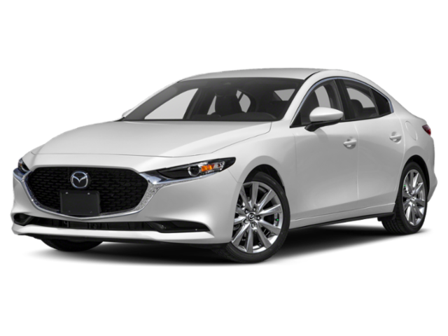 2020 Mazda Mazda3 Sedan Select Pkg 4dr Car