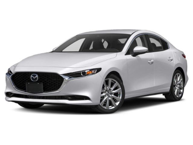 2020 Mazda Mazda3 Sedan Select Package 4dr Car