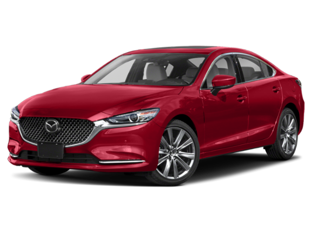 2020 Mazda Mazda6 Signature 4dr Car