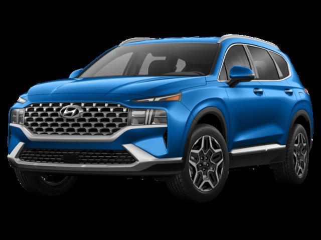 2022 Hyundai Santa Fe Plug-In Hybrid Limited Sport Utility