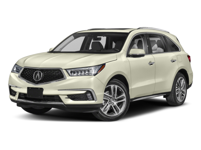 2018 Acura MDX SH-AWD with Advance and Entertainment Packages Sport Utility