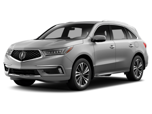 2018 Acura MDX 6P at Elite SUV