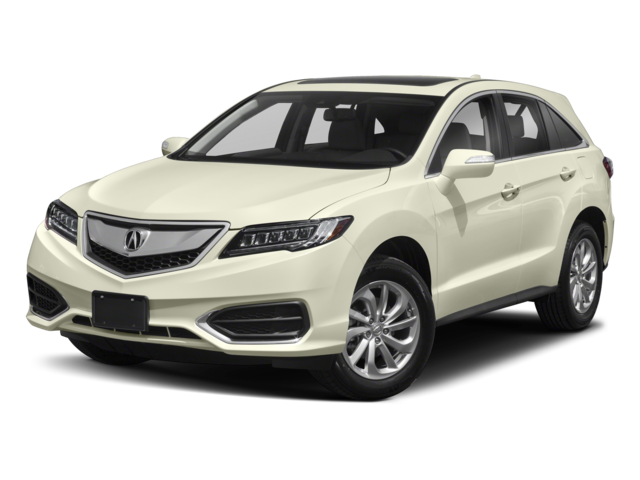 2018 Acura RDX AcuraWatch Plus Package 4D Sport Utility