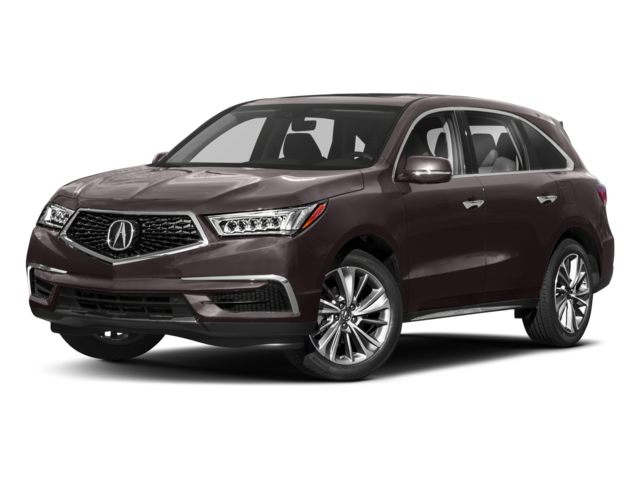 2018 Acura MDX SH-AWD with Technology Package 4D Sport Utility