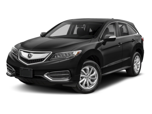 2018 Acura RDX Technology Package 4D Sport Utility