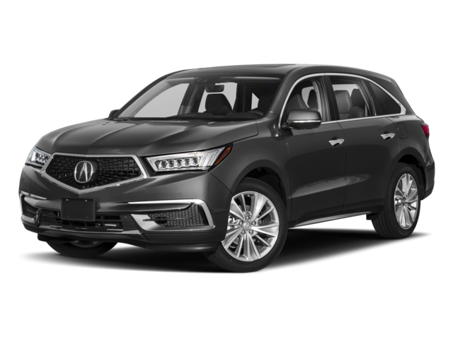 2018 Acura MDX with Technology Package 4D Sport Utility