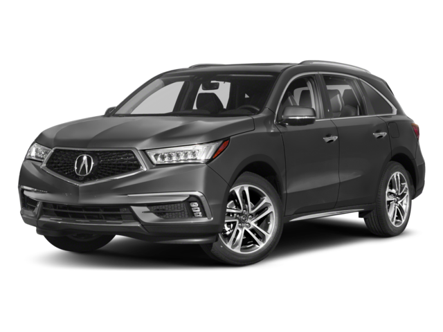 2018 Acura MDX SH-AWD with Advance Package Sport Utility