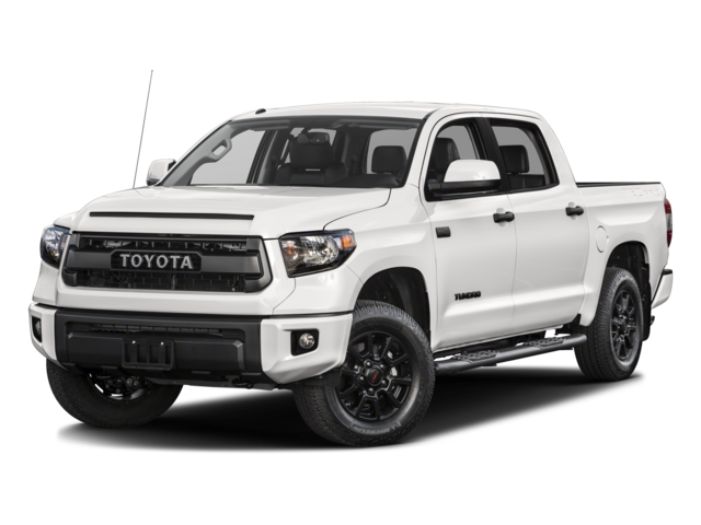 2017 Toyota Tundra TRD Pro CREWMAX 5.7L V8 4X4