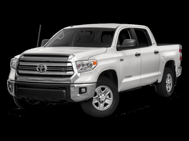 2017 Toyota Tundra 4WD SR5 CrewMax 5.5' Bed 5.7L Crew Cab Pickup