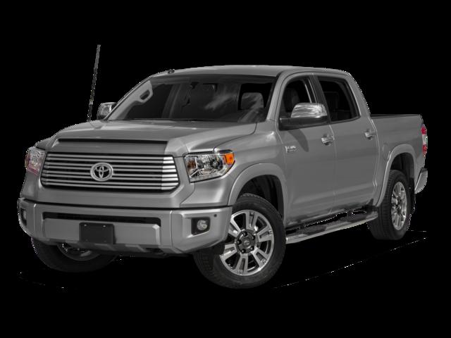2017 Toyota Tundra Platinum 4D CrewMax