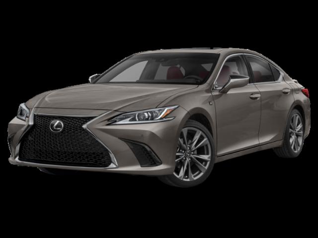 2020 Lexus ES 350 350 F Sport 4D Sedan