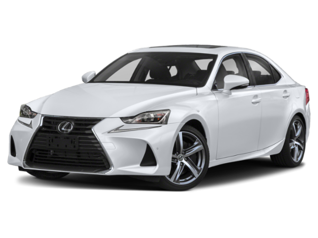 2020 Lexus IS IS 350 F SPORT RWD