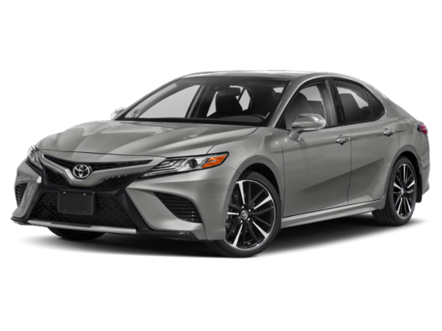 2020 Toyota Camry XSE 4
