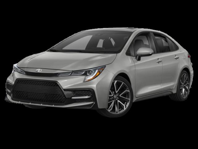 2020 Toyota Corolla L CVT Sedan