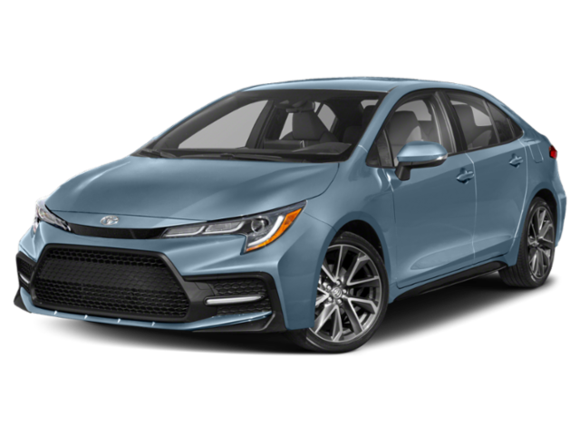 2020 Toyota Corolla XSE 4dr Car