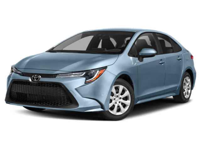 2020 Toyota Corolla LE CVT Sedan