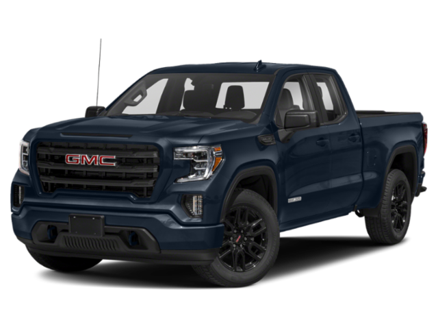 2021 GMC Sierra 1500 4WD DOUBLE CAB 147 Extended Cab Pickup
