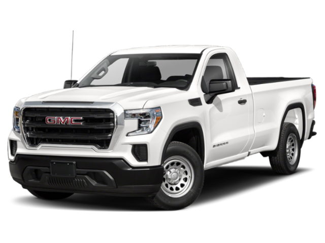 2021 GMC Sierra 1500 2WD REG CAB 140 Regular Cab Pickup