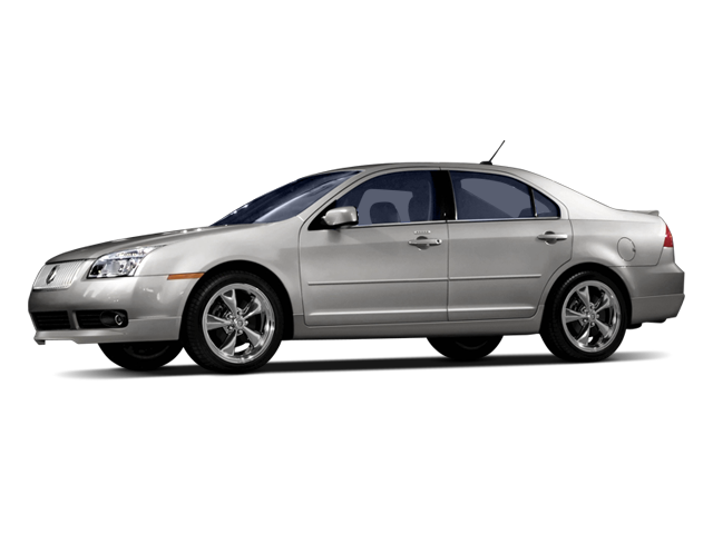 Pre-Owned 2009 MERCURY MILAN Sedan 4D