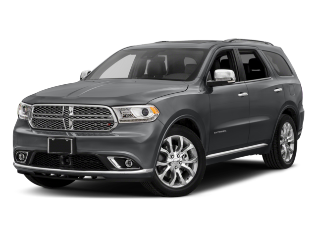 2017 Dodge Durango Citadel 4D Sport Utility