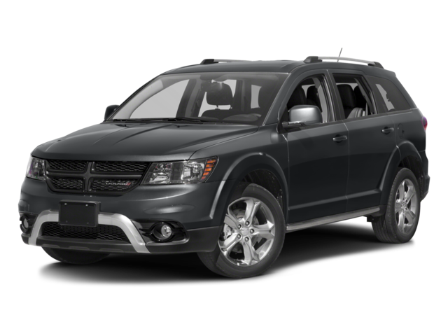 2017 Dodge Journey Crossroad 4D Sport Utility
