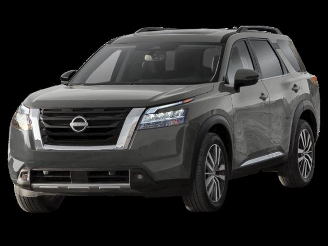 New 2022 Nissan Pathfinder SV