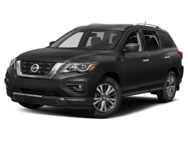 New 2020 Nissan Pathfinder SL With Navigation & 4WD