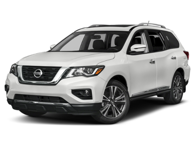 New 2020 Nissan Pathfinder Platinum With Navigation & 4WD