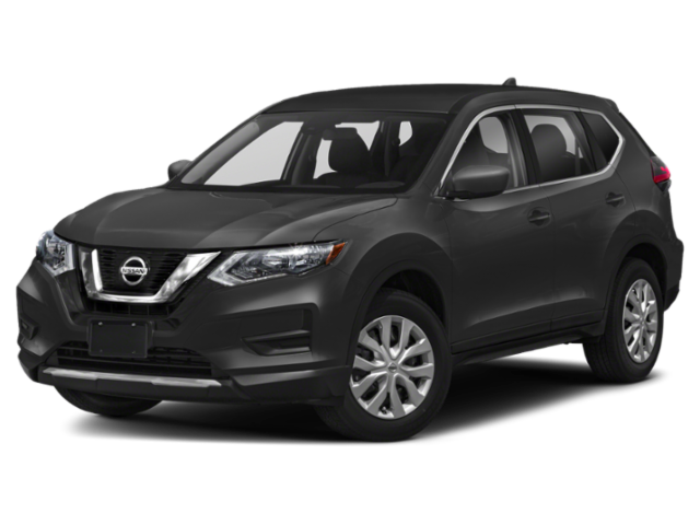 New 2020 Nissan Rogue S AWD CVT (2) All Wheel Drive Crossover